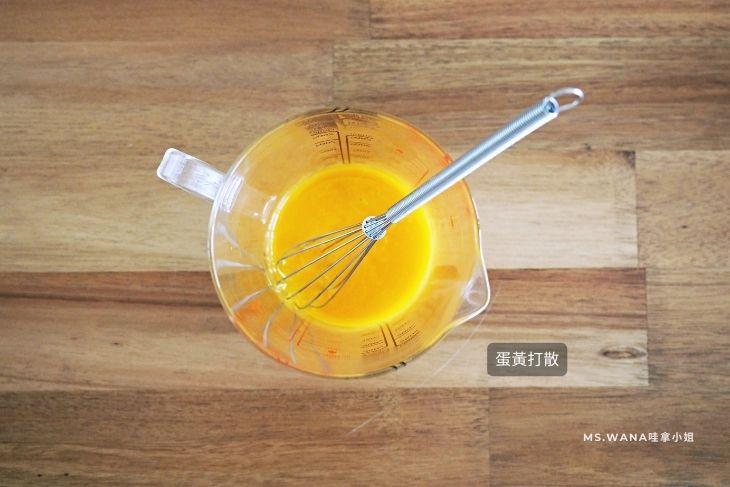 法式焦糖烤布蕾蛋黃糖液