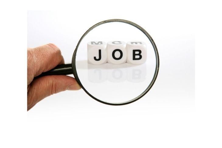 求職、找工作